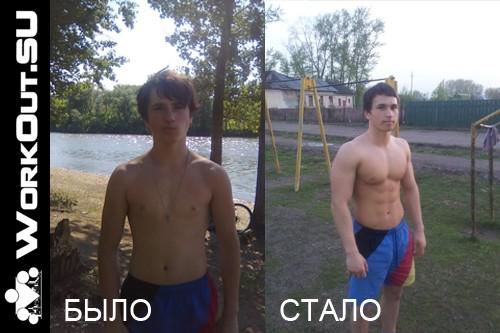 Программа тренировок на