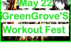 May 22 GreenGrove'S Workout Fest! (Екатеринбург)