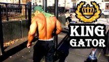 King Gator - Calisthenics inspiration