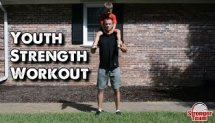 Youth Strength Training Workout