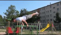 Street Workout Poland 2012