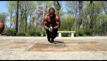 CALISTHENICS KINGZ: POWER FROM PUSH-UPS STRENGTH OF A MAN (TRAILER)