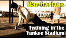 Bar-barians - Training in the Yankee Stadium | Street Workout