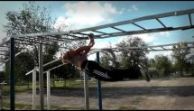 The Street MoB - Denis Kirichenko (Street Workout 2012) Full HD