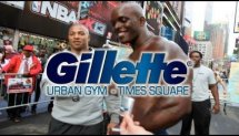 Super Street Workout - Gillette Urban Gym - (Times Square) - Featuring: Prophecy Workout