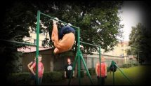 Street Workout Poland