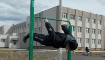 ghetto workout in russia