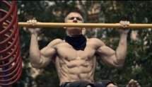 SebeRevolta WORKOUT CZECH Adam Raw Calisthenics 2012 HD