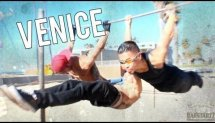BarStarzz Venice Beach Workout | 1/18/13