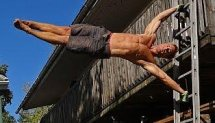 Human Flag Guide/Progression Incl. Shoulders, Back (Lats), Core & Obliques Calisthenics Workouts