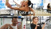 THE MODERN DAY #WORKOUT | SketchSHE