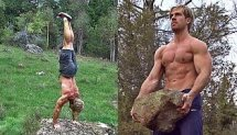 Outdoor Workout Routines: ALL MUSCLE GROUPS / 20+ Exercises (Wilderness Workout MOTIVATION)