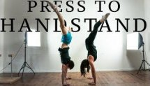 PRESS TO HANDSTAND. 5 BEST EXERCISES!