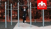 Air Walk Pull-Ups  Street Workout