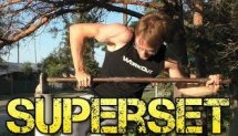 PULL-UPS KING! Andrey Kobelev Part 2 Superset