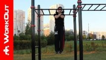 X Pull-Ups  Street Workout