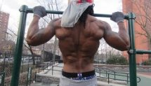 Pull Up Bar Workouts for Back and Biceps - Shredda