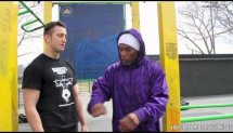 Calisthenics Interview - GIANT Bartendaz