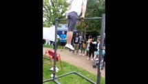 STREET WORKOUT (Bar-barians UK)