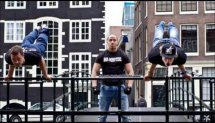 BAR-MONSTERZ BRINGS YOU TO AMSTERDAM (official trailer 2013)