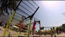 Yoana Orton - Freestyle Bar Competition SET 1