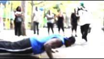 BARTENDAZ - STREET WORKOUT
