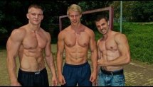 CZECH GHETTO WORKOUT 2013 - Adam Raw, Lada Pridal, Xione HD