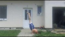 LittleBeastM - OAC 90 Degree Push Ups Handstand Push Ups Frontlever Pull Ups