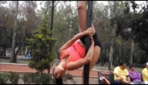 Pole dance, Street Workout & Skate