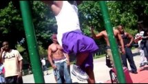 STREET WORKOUT in Lincoln Terrace Park (5Bs jam 2011)