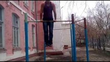 pavel 8 muscle ups