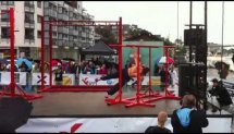 TheSupersaiyan - 4Th Place -  Street Workout World Cup 2013 Fredrikstad