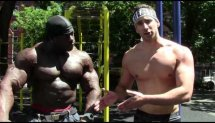 Street Workout With Kali Muscle