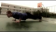 Murmansk Street Workout