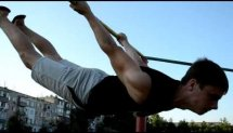 Street workout Kerch (Ukraine)