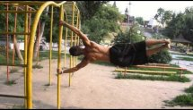 Misha Grekov. Video report. Street workout