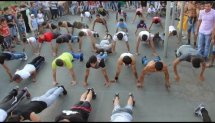 Workout Yerevan / 1 year Workout in Armenia (Street Workout Armenia)