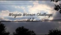 Wingate Warrior Challenge episode 2