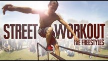 STREETWORKOUT 13 | FREESTYLES ONLY | STREETWORKOUT MOTIVATION