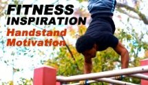 FITNESS INSPIRATION - Handstand Motivation