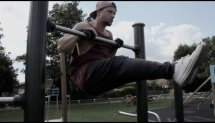 Calisthenics parks - Elms Park, Nottingham (uk street workout outdoor gym)