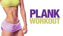 Plank Workout for Women (HOW TO DO 4 NEW VARIATIONS!!)