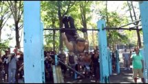 Street Workout World Cup Stage NYC (Part 2)