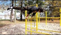 Bar Division Poland - Street Workout