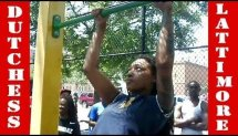 GIANT (Bartendaz) & Dutchess Lattimore - Street Workout