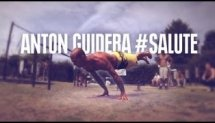 SALUTE SERIES EP.04 | ANTON GUIDERA | THE COMPOUND | STREETWORKOUT MOTIVATION