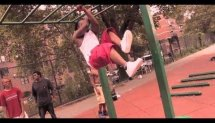 Lord Vital (Beastmode) - Street Workout in Brooklyn