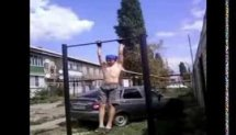 History  my muscle ups