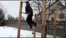 Street Workout Poland(Bar Hero) Winter training 2013