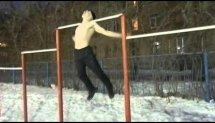 Ghetto Workout Chelyabinsk, ''Winter training'' 1080hp!